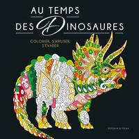 Coloriage Black - Dinosaures