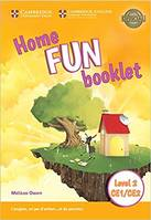 Home Fun Booklet (Level 2 Ce1/Ce2)