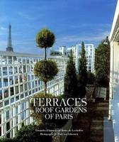 Terraces & roof gardens of Paris