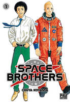 1, Space Brothers T01