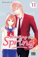 11, Waiting for spring / Cherry blush