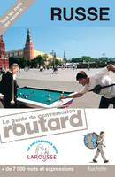 Le Routard Guide de conversation Russe, russe