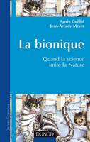 La bionique, Quand la science imite la nature