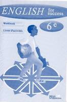English for success, 6e, cahier d'exercices, workbook