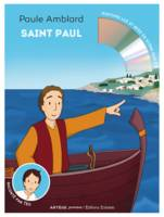 Saint Paul, raconté par Téo (livre et CD audio)