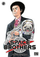 2, Space Brothers T02