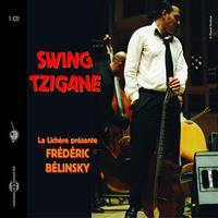 SWING TZIGANE CD AUDIO PAR FREDERIC BELINSKY