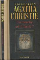 Collection Agatha Christie, 10, Un meutre est-il facile?