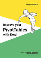 Improve your PivotTables with Excel, Manual