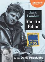 Martin Eden, Livre audio 2 CD MP3