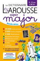 Larousse dictionnaire Super major 9/12 ans