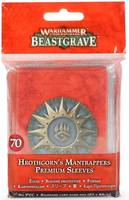 63x88mm - Standard Poker US - Hrothgorn's Mantrappers - Sleeves