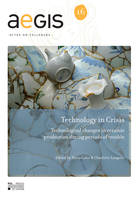 Technology in Crisis, Technological changes in ceramic production during periods of trouble