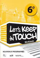LET'S KEEP IN TOUCH 6e RCI WORKBOOK