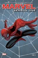 Marvel, season one, 3, Marvel Season One T03