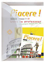 PIACERE 1RE ANNEE LV2 PACK PROFESSEUR, Prof