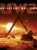 Universal war two, 3, L'exode