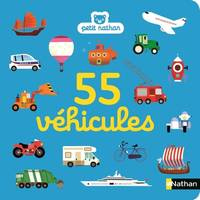 55 véhicules