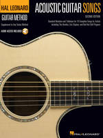Acoustic Guitar Songs - 2nd Edition, Supplement To Any Guitar Method