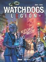 1, Watch Dogs Legion - Tome 01, Underground Resistance