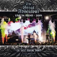 The Great Adventour - Live In Brno 2019 ~ Ltd. 2cd+2blu-ray Digipak In Slipcase