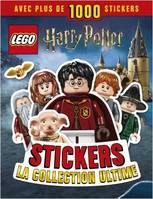Lego Harry Potter / stickers : la collection ultime