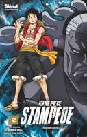 One Piece Anime comics - Stampede - Tome 02