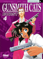 4, Gunsmith cats burst, Volume 4