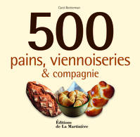 500 PAINS, VIENNOISERIES & COMPAGNIE