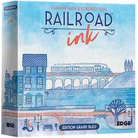RAILROAD INK GRAND BLEU