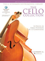The Cello Collection, Easy to Intermediate Level / G. Schirmer Instrumental Library