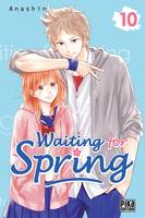 10, Waiting for spring / Cherry blush