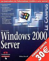 Windows 2000 Server - Sélection Campus