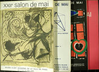 Salon de Mai (1966 & 1969 à 1971, 4 catalogues).