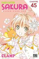 Card Captor Sakura - Clear Card Arc Chapitre 45