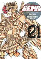 SAINT SEIYA - DELUXE (LES CHEVALIERS DU ZODIAQUE), TOME 21