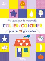 ERPM - Coller et colorier 4+
