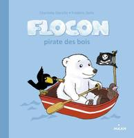 Flocon pirate des bois