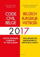 Code civil Belge 2017
