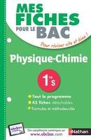 Physique chimie, 1re S