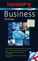 Harrap's business / dictionary English-French, Livre