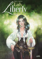 Lady Liberty T2 - Treize colonies