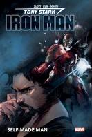 Tony Stark : Iron Man T01: Self-made man