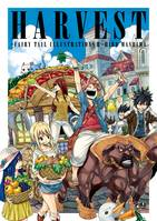 Fairy tail illustrations, 2, Fairy Tail - Harvest, Harvest