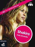 Perfiles pop - Shakira, Livre+CD