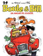 Album de Boule & Bill., Boule & Bill , Tome 34 : Un amour de cocker