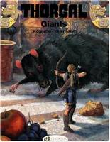 Thorgal (english version) - Tome 14 - Giants