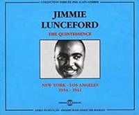 Jimmie Lunceford The Quintessence New York Los Angeles 1934 1941 Coffret Double Cd Audio