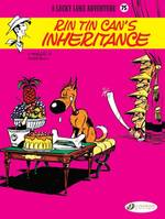 lucky luke v75 Rin Tin Can's Inheritance