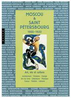 Moscou & Saint-Pétersbourg 1900-1920, art, vie et culture